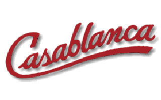 casablanca Collectibles, Gifts and Merchandise Shipping from Canada.