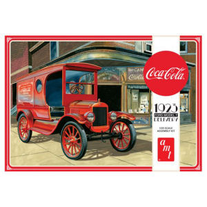 Coca-Cola 1923 Ford Model T Delivery 1/25th Scale Model Kit