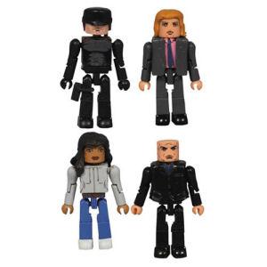 Daredevil TV Series Minimates Series 1 Box Set