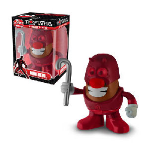 Marvel Daredevil Poptaters Mr. Potato Head