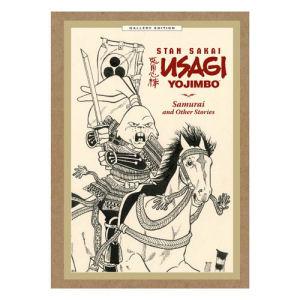 Usagi Yojimbo Gallery Edition Volume 1 Hardcover Book