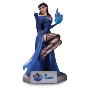 DC Comics Bombshells Raven Statue
