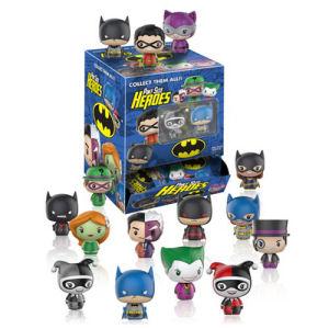 DC Comics Pint Size Heroes Mini-Figure Display Case