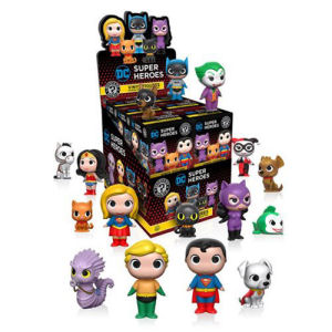 DC Heroes and Pets Mystery Minis Series 1 Master Carton