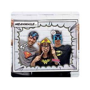 DC Comics Photo Booth