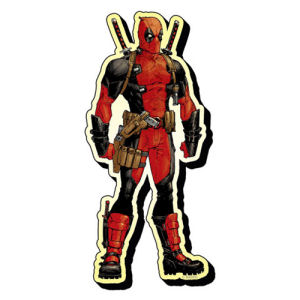 Deadpool Standing Funky Chunky Magnet
