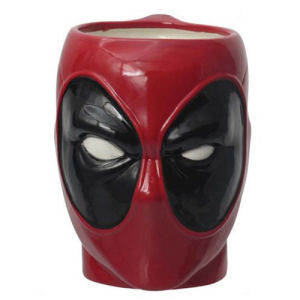 Deadpool Head Molded Mug