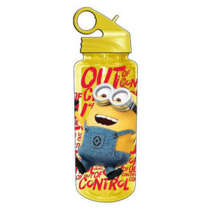 Despicable Me Out of Control 20 Ounce Tritan Water Bottle