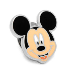 Mickey Mouse Lapel Pin