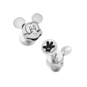 Mickey Mouse 3D Cufflinks