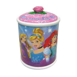 Disney Princess Make Your Own Fairy Tale Cookie Jar