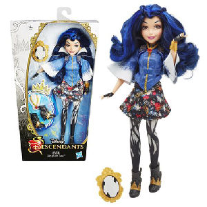 Disney Descendants Villain Evie Signature Doll