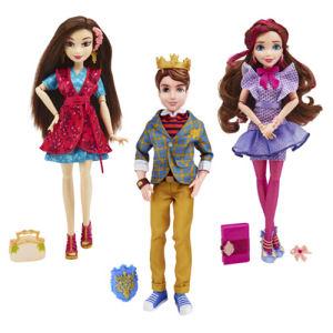 Disney Descendants Auradon Signature Dolls Wave 1 Revision 1