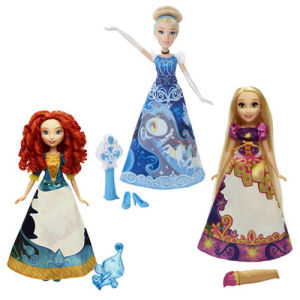 Disney Princess Story Skirt Dolls Wave 1 Case