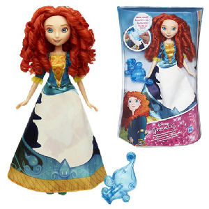 Disney Princess Merida Magical Story Skirt Doll