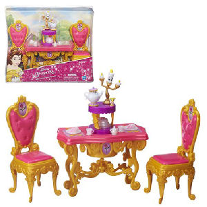 Disney Princess Belle Scene Set