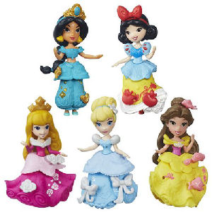Disney Princess Small Dolls Wave 2 Case