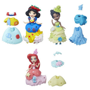 Disney Princess Small Fashion Dolls Wave 2 Case