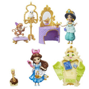 Disney Princess Small Dolls Story Moments Wave 3 Case