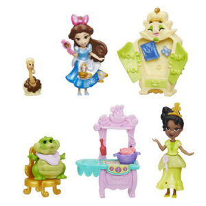 Disney Princess Small Dolls Story Moments Wave 4 Case