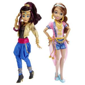 Disney Descendants Genie Chic Auradon Dolls Wave 1 Case