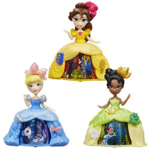 Disney Princess Small Transformation Dolls Wave 1