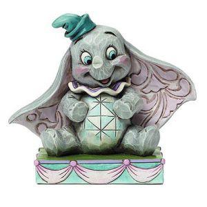 Disney Traditions Dumbo Baby Mine Statue