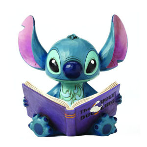 Lilo and Stitch Storybook Disney Traditions Statue
