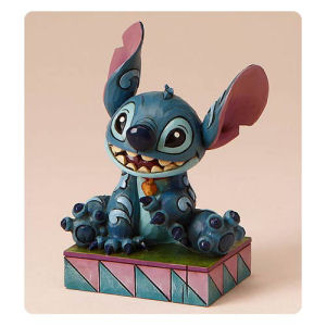 Disney Traditions Lilo and Stitch Ohana Means Family Statue
