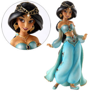 Disney Showcase Aladdin Jasmine Couture de Force Statue