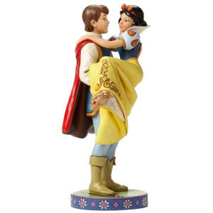 Disney Traditions Snow White Happily Ever After Statue