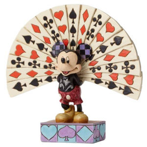 Disney Traditions Mickey Mouse All Decked Out Statue