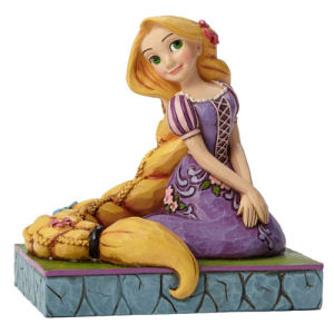 Disney Traditions Tangled Rapunzel Be Creative Personality Pose Statue