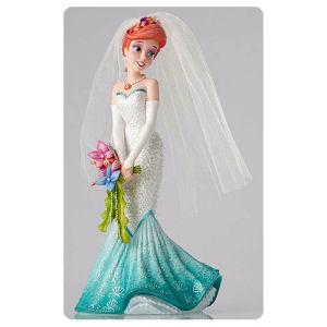 Disney Showcase Bride Ariel Couture de Force Statue
