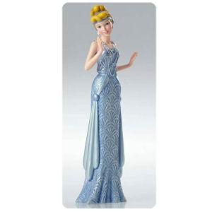 Disney Showcase Cinderella Art Deco Statue