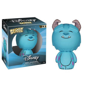 Monsters Inc. Sulley Dorbz Vinyl Figure