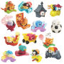Disney Tsum Tsum Blind Pack Mini-Figures Wave 4 Case. This Disney Tsum Tsum Blind Pack Mini-Figures Wave 4 Case contains 24 individually blind-packaged packs.