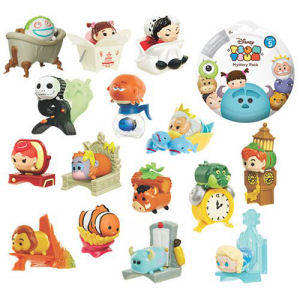 Disney Tsum Tsum Blind Pack Mini-Figures Wave 5 Case