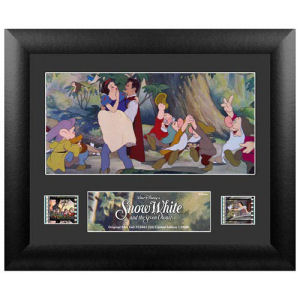 Snow White and the Seven Dwarfs Series 2 Single Film Cell