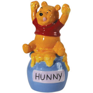 Disney Pooh and Friends Poohs Honey Salt and Pepper Shakers