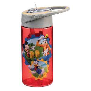 Disney Jr. Mickey Mouse Club 14 Ounce Tritan Water Bottle