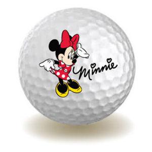 Minnie Mouse Golf Ball Magnet