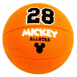 Mickey Mouse Allstar Basketball Magnet