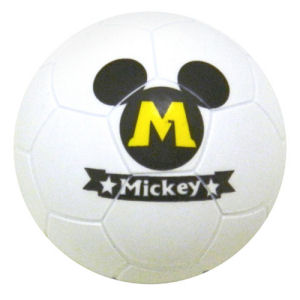 Mickey Mouse Mickey Ears Soccer Ball Magnet