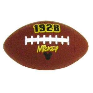 Mickey Mouse 1928 Football Magnet