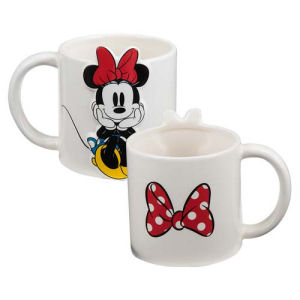 Minnie Mouse 20 Ounce 3D Ceramic Mug
