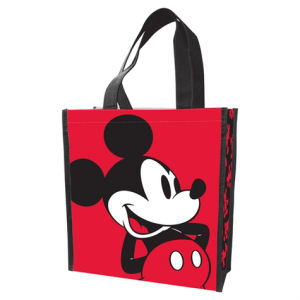 Disney Mickey Mouse Small Recycled Shopper Tote