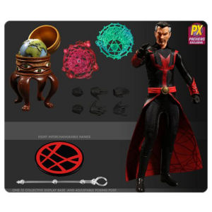 Doctor Strange Defender Version 1/12th Scale Action Figure - Previews Exclusive