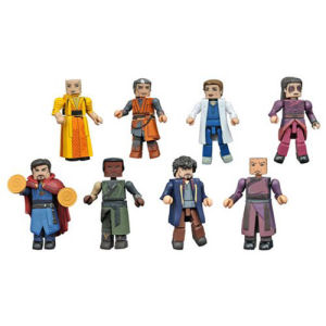 Marvel Minimates Series 70 Doctor Strange Movie 2 Pack Case