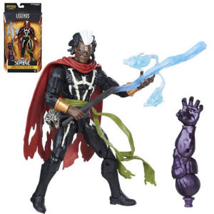 Doctor Strange Marvel Legends 6 Inch Masters of Magic Brother Voodoo Action Figure